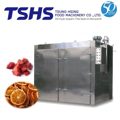 High Working Industrial Box Type Seafood Dehydrating Machine