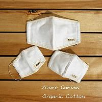 Organic Cotton mask for baby, kids and adults