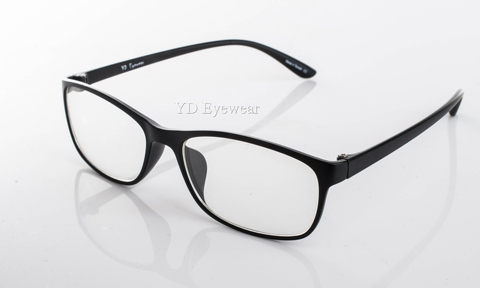 Eyewear with Custom Eyeglass Frames and Custom Lenses