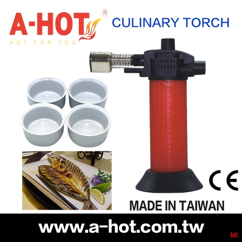 EXCELLENT CERAMIC CUPS GAS CHEF TORCH