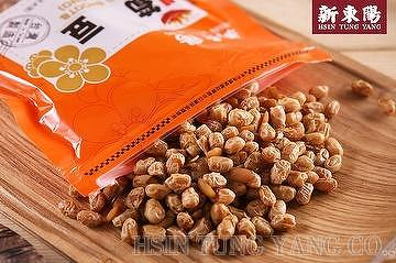 DRIED SOYBEAN WITH BAMBOO SHOOT