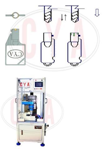 Taiwan Tubular Key Bitting Machine (Key machine