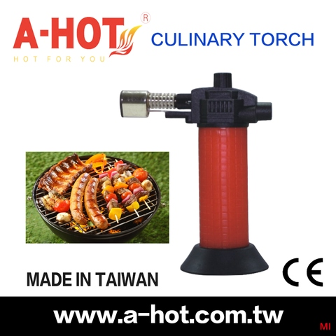 METAL CULINARY COOKING GAS TORCH