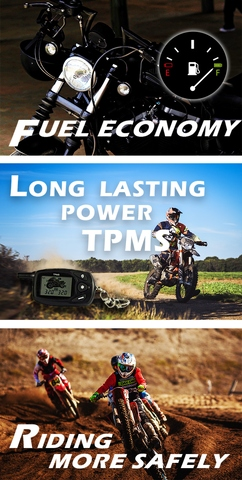 New Motorcycle TPMS