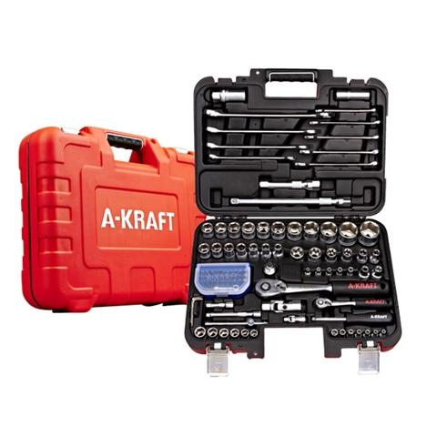 Household Tool Set: Hand Tools Kit/Socket Set