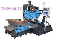 Bed Type Deep Hole Drilling Machine