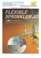 Flexible Sprinkler Hose Fittings