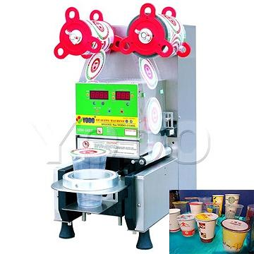Automatic Cup Sealing Machine   Kai Will Industrial Co , Ltd