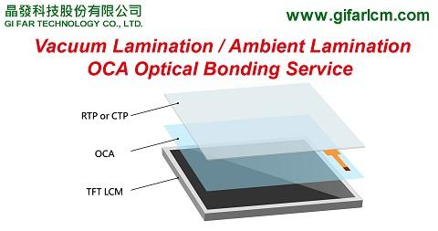 Launched OCA <font color='red'>Optical</font> Bonding Service- Gi Far Technology new business service can enha...
