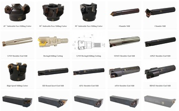 Taiwan Milling Cutter,Cutting Tool & Accessory For