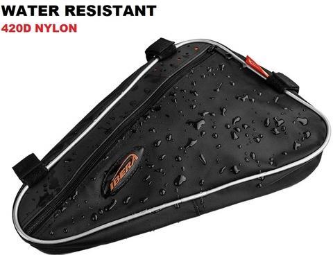 3 Velcro straps  attachment bag