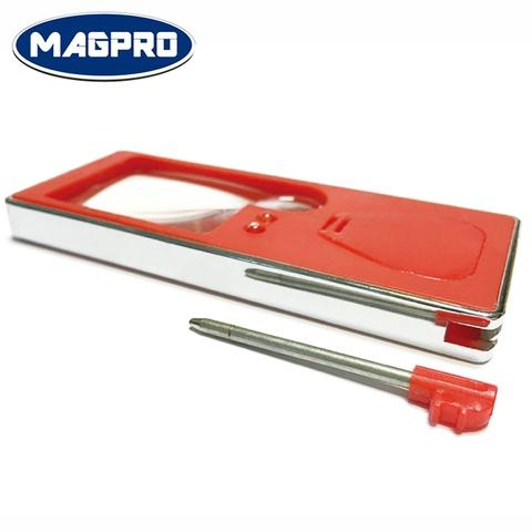 《Magpro》LED hand held lighted magnifying glass