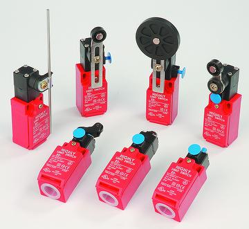 EDR SERIES SAFET LIMIT SWITCHES WITH RESET
