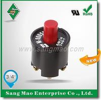 "3/4"" Three Phase Motor Protector Manual Reset for Pump"