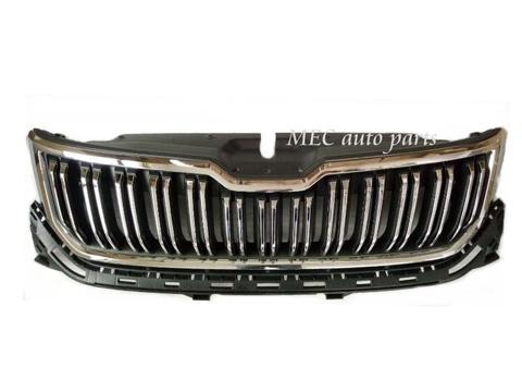 car grille for  kodiaq 2017