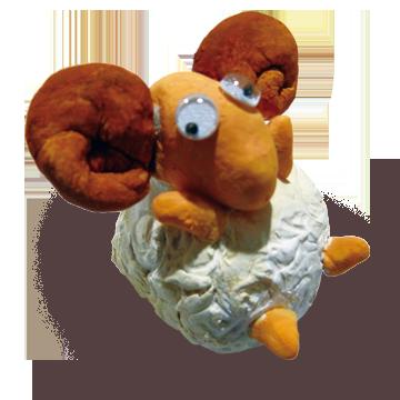 Sheep エアドライクレイ