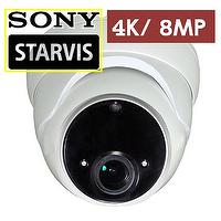 4K 8MP Starvis IP Camera