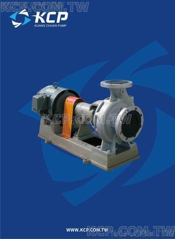 High efficiency pump