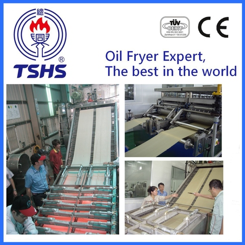High Performance Large Scale Auto Successive Fish Shred Machinery Equipment