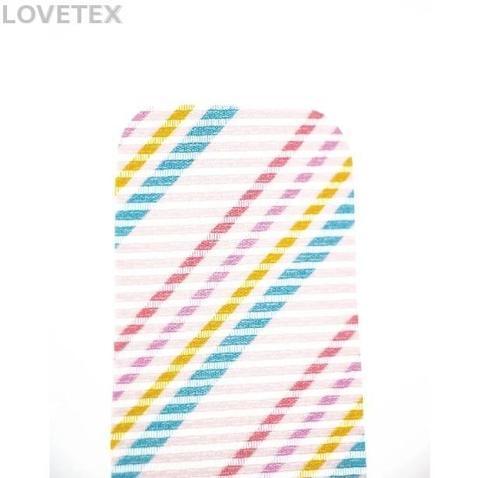 Pink Strip - Hair Bang Sticker