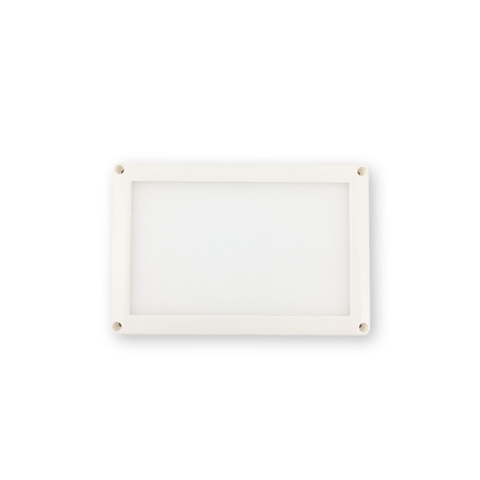 J6207-D2W / 4W LED Flat Panel Lights -  350 Lumens 6000K