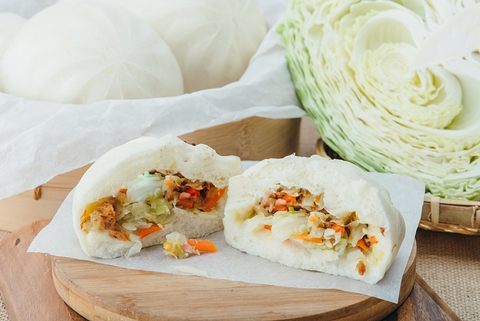 Vegetable Bun