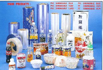 PVC Shrinkable Film