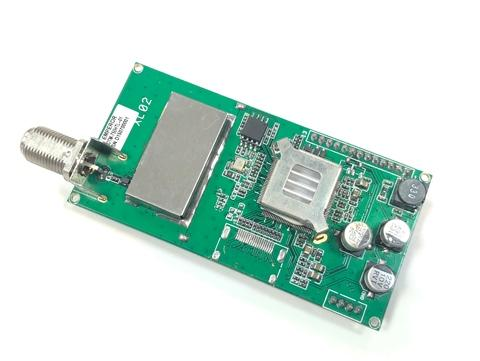 HD Digital TV Module for Home Application
