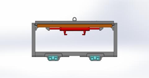Forklift Part, Sideshifter
