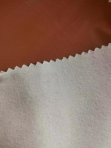 Garment leather