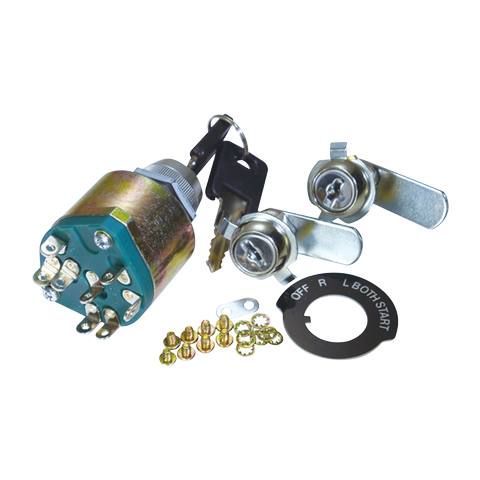 Taiwan Ignition Starter Switch for Yacht , Aircraft