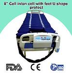 "8"" Cell in/on cell with feet U shape protect"