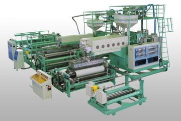 Air-Bubble-film Extrusion line