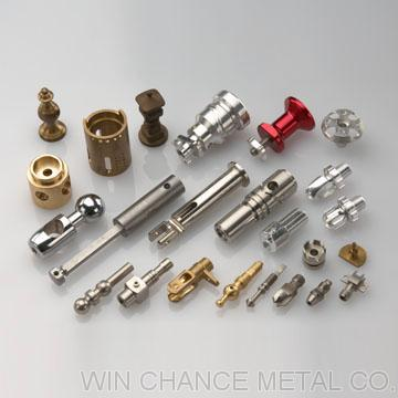 machined metal parts manufacturers