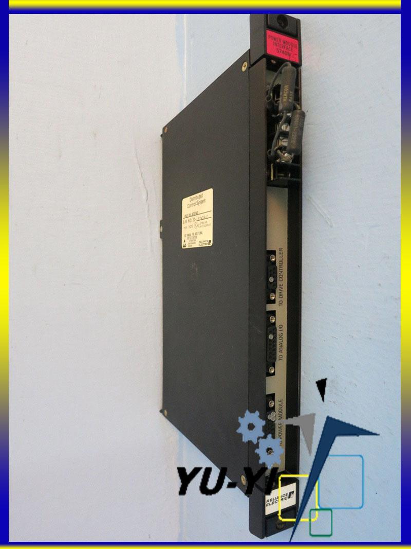 RELIANCE 57408  POWER MODULE INTERFACE CARD RELIANCE  0-57408-C
