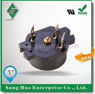 Taiwan 1 single phase motor protectors overheat and for 3 phase motor protection