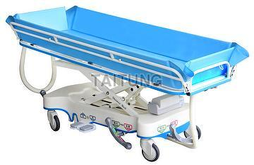 Taiwan Medical Shower, Hospital Shower, Shower Trolley, Shower ...