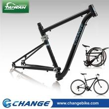 Foldable 700C frame-ChangeBike high quality Alu.7005 frame DF-733B Size:550mm