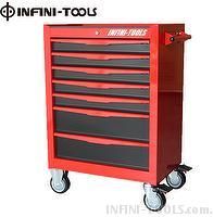 Tool Chest Cabinet Set, Box Storage Rolling Garage Organizer.