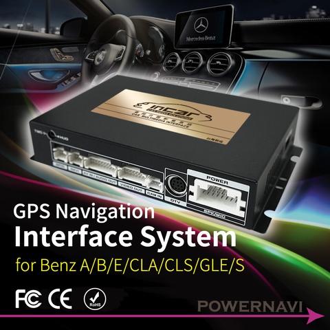 Mercedes-Benz Navigation HDMI Interfaces