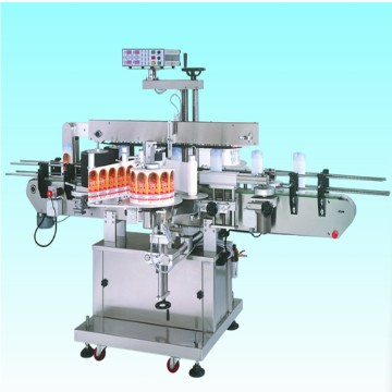 Automatic High-Speed OPP Labeling Machine for round bottles、Auto Shrinkable Lable Inserting Machine、Two-side Labeling Machine、Adhesive Labeling Machine.
