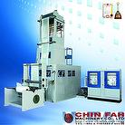 co-extrusion film machine, CE-45+55, ABA type
