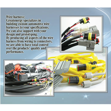 car wiring, vehicle wiring, automotive wiring, car cables vehicle wire harness automotive wire harness assembly #9