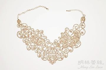Dragon and Phoenix Auspicious Necklace