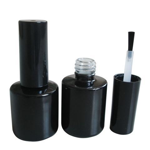 زجاجة ملمع أظافر جل UV/LED فارغة 8 مل، 10 مل