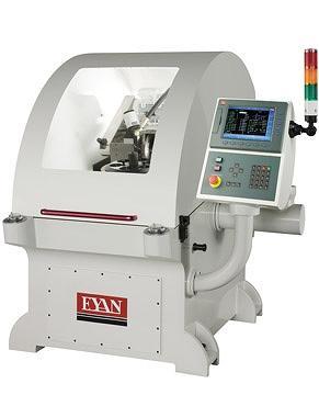 CNC Saw Balde Sharpening & Chamfering Machine