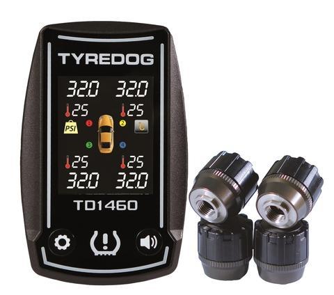TFT胎壓偵測