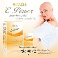 E-Power, the Ultra Formula for Cancer Patients