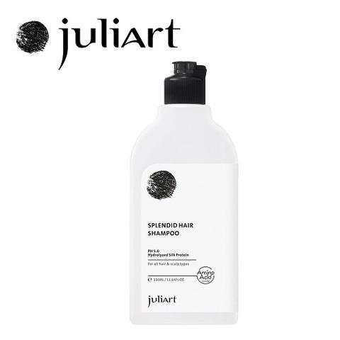 Most Popular Organic Amino Acid Splendid Hair Shampoo 330mL
