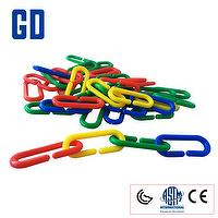 Toys Counting links tub 500pcs